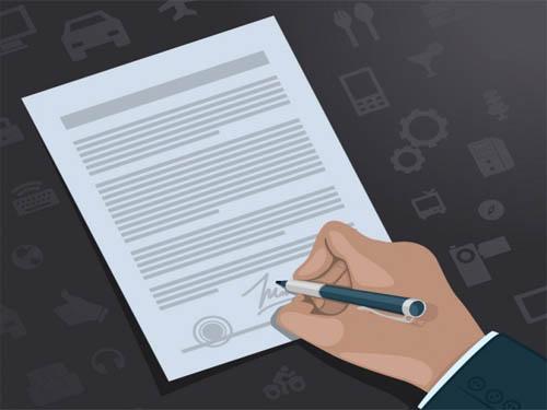 合同签订中常见的几个法律问题